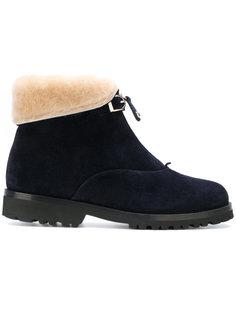 ботинки с молнией спереди Unützer