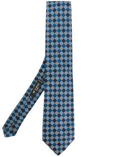 галстук с узором Etro
