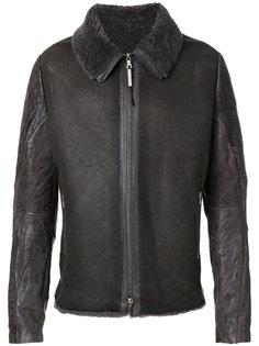 куртка с подкладкой из овечьей шерсти Isaac Sellam Experience