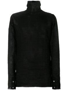 льняная рубашка Ellroy  Ann Demeulemeester