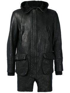 куртка на молнии Salvatore Santoro