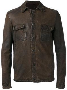 куртка рубашечного кроя Salvatore Santoro
