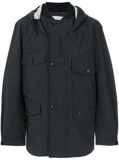 классическое приталенное пальто Junya Watanabe Comme Des Garçons Man