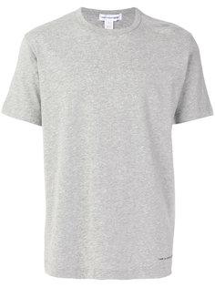 классическая приталенная футболка Comme Des Garçons Shirt