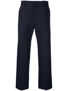 укороченные брюки  стандартного кроя Nº21