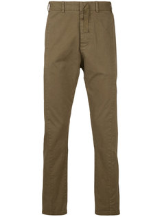 зауженные брюки  Nº21