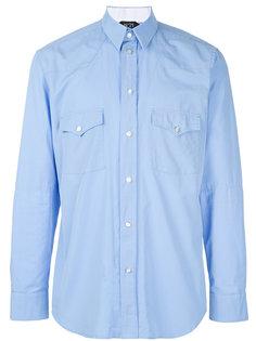 рубашка с нагрудными карманами Nº21