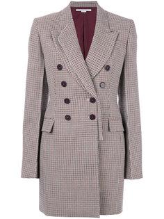 пальто Herringbone Cass Stella McCartney