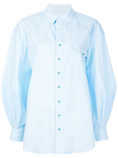 рубашка с рукавами-баллон Toga Pulla