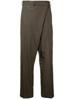 брюки с запахом Toga Pulla