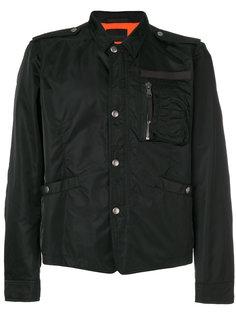 куртка на кнопках Diesel Black Gold