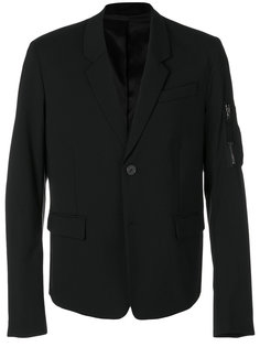 пиджак с карманом на рукаве Diesel Black Gold