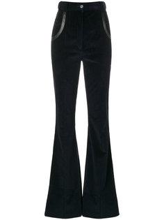 расклешенные брюки клеш  Nina Ricci
