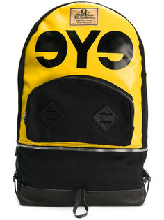 рюкзак дизайна колор-блок Junya Watanabe Comme Des Garçons Man