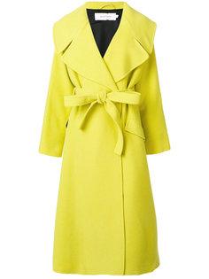 пальто с завязками на талии Marquesalmeida