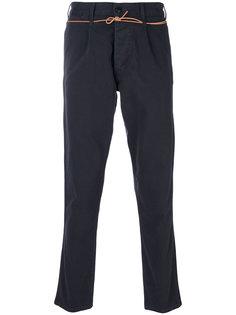 саржевые брюки-чинос  Homecore