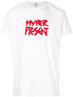 футболка с принтом Hyper Present Homecore