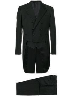 двубортный костюм Dolce & Gabbana