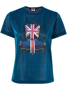 футболка с принтом UK Chair Junya Watanabe Comme Des Garçons