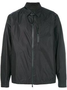 куртка с косым воротником Prada