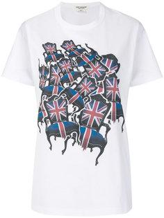 футболка с принтом UK Chairs Junya Watanabe Comme Des Garçons