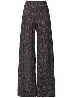 расклешенные брюки M Missoni