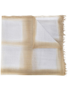 шарф в полоску Suzusan