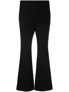 расклешенные укороченные брюки Sonia Rykiel