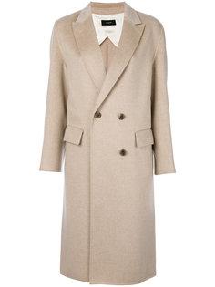 двубортное пальто  Joseph