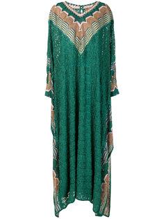 платье-туника с принтом  Missoni