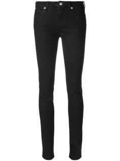 джинсы с классической талией  Love Moschino