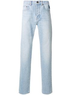 узкие классические джинсы Saint Laurent