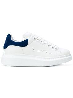 кроссовки на массивной подошве Alexander McQueen