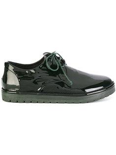 лакированные туфли со шнуровкой Marsèll
