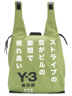 сумка-тоут с логотипом Y-3