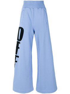 широкие спортивные брюки Off-White