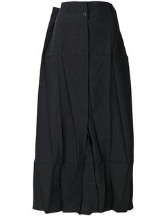 плиссированные брюки-палаццо 132 5. Issey Miyake