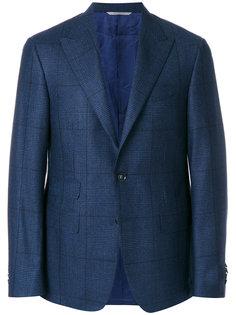 твидовый пиджак Canali