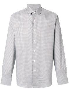 рубашка с клетчатым рисунком Canali