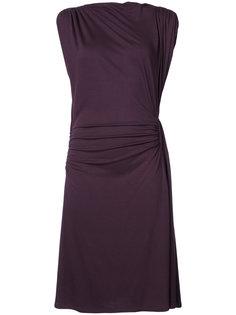 draped dress Paule Ka