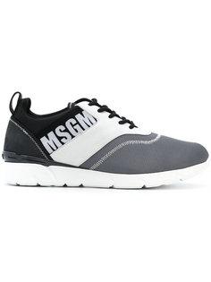 кроссовки на шнуровке Gore MSGM