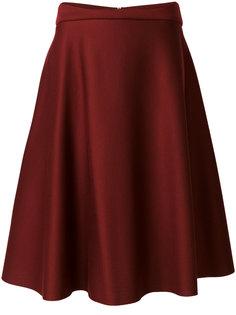 расклешенная юбка Chalayan