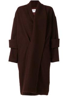 пальто с двойными манжетами Chalayan