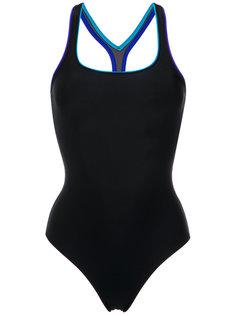 scoop neck swimsuit Lygia & Nanny