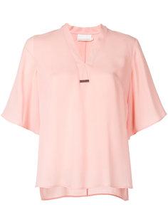 блузка с V-образным вырезом Secret Vice  GINGER & SMART