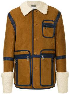 куртка из овчины JW Anderson