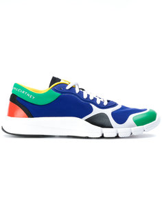 "кроссовки дизайна ""колор блок"" Adidas By Stella Mccartney"