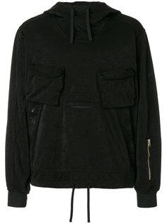куртка с капюшоном  Stone Island Shadow Project
