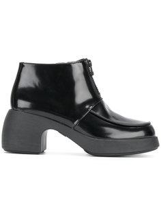 лакированные ботинки по щиколотку Camper