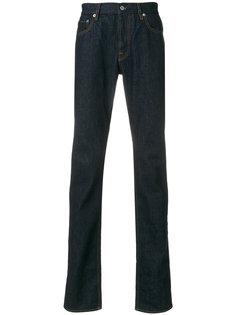 прямые джинсы Stone Island